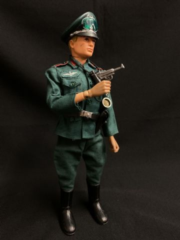 ACTION MAN - VINTAGE - GERMAN STAFF OFFICER (ref 7)